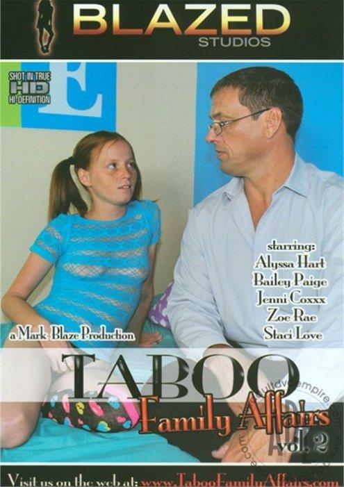 Taboo Family Affairs Vol. 2