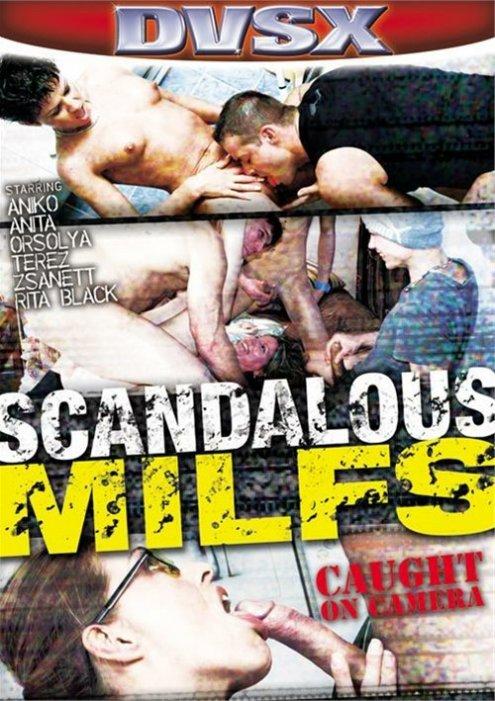 Scandalous MILFS Caught On Camera