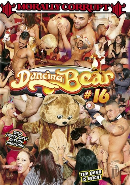 Dancing bear full tube-8729