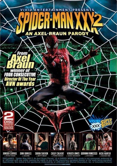 Spider-Man XXX 2: An Axel Braun Parody