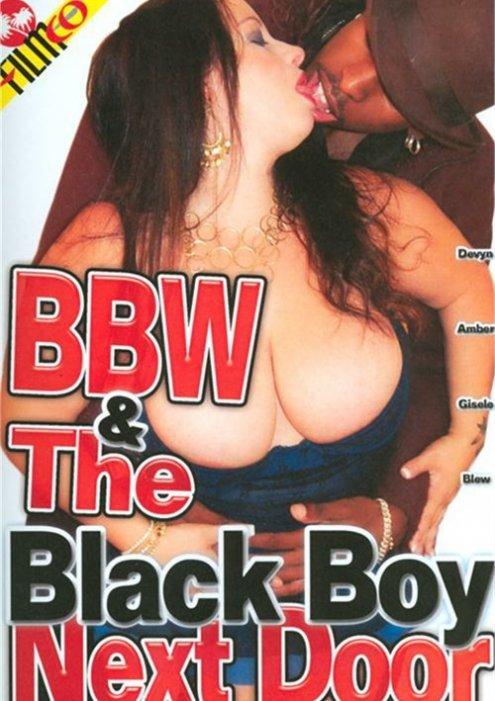 BBW & The Black Boy Next Door
