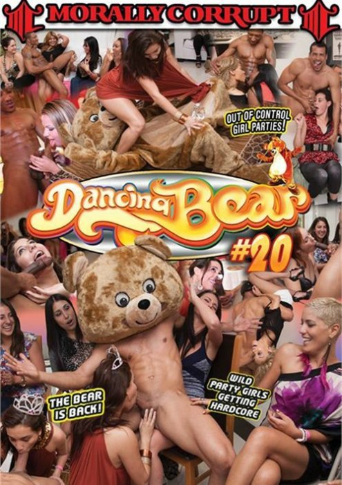 Dancing bear full tube-3623