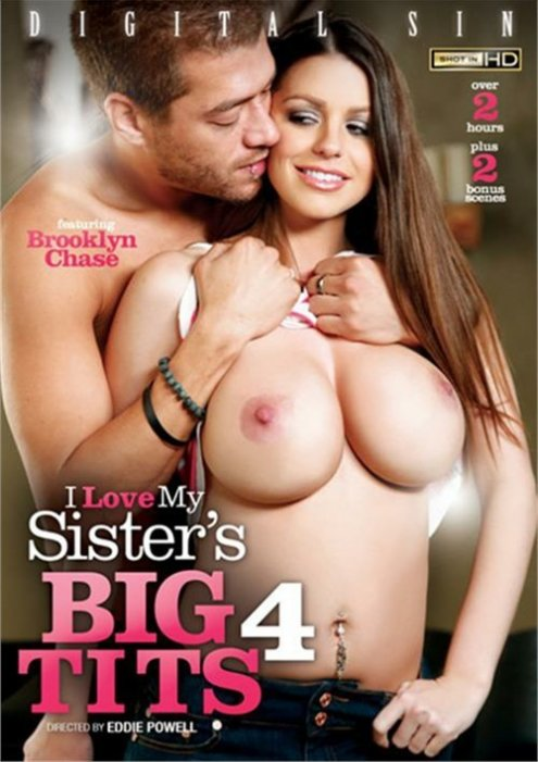 I Love My Sister's Big Tits 4