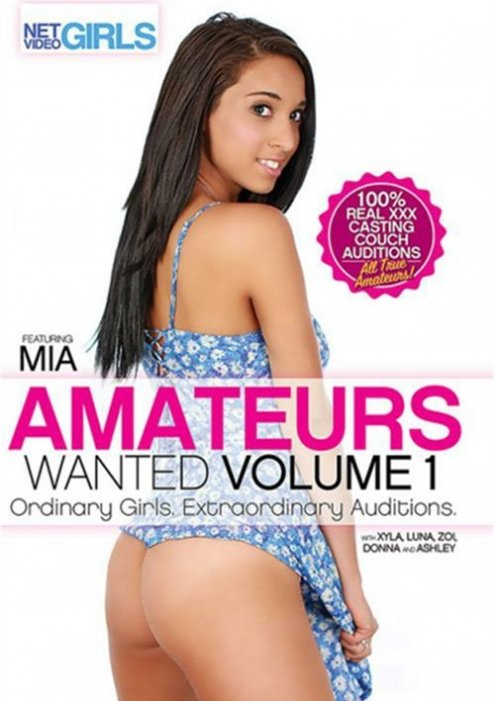 Amateurs Wanted Vol. 1