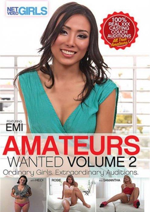 Amateurs Wanted Vol. 2