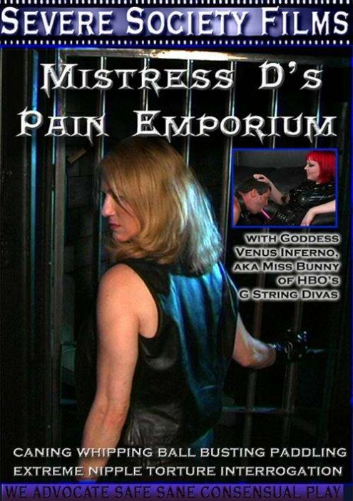Mistress D's Pain Emporium