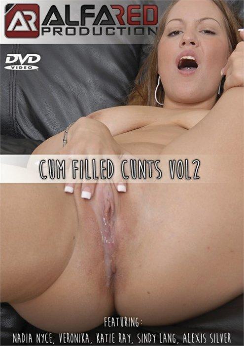 Cum Filled Cunts Vol. 2