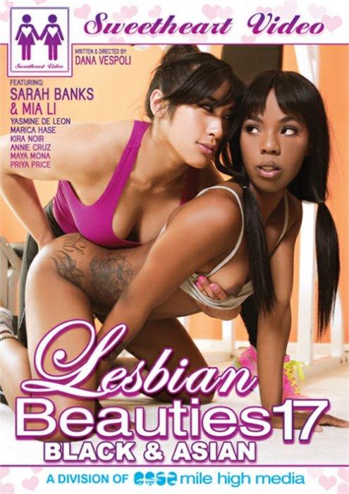 Lesbian Beauties Vol. 17: Black & Asian
