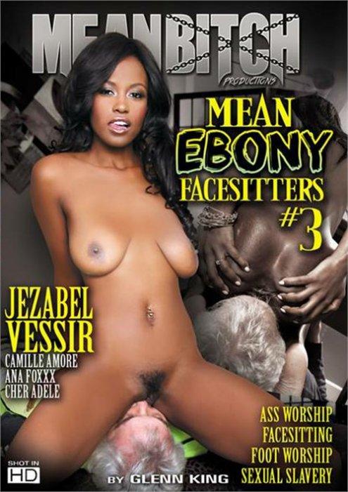 Mean Ebony Facesitters #3