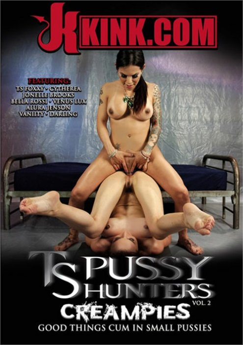 TS Pussy Hunters Vol. 2: Creampies