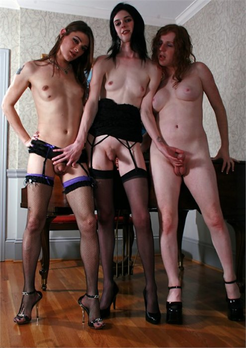 Mandy Mitchell, Juliette Stray & Kimberly Kills