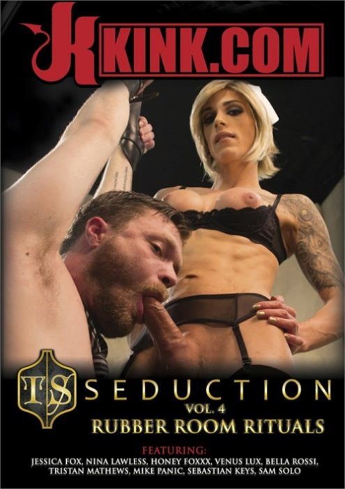 TS Seduction Vol. 4: Rubber Room Rituals