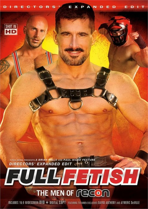 Full Fetish: The Men of Recon (Director's Cut)