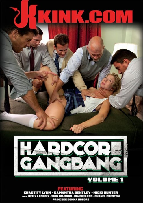 Hardcore Gangbang Vol. 1