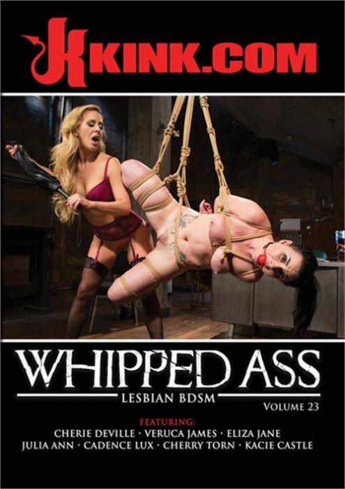 Whipped Ass 23: Lesbian BDSM