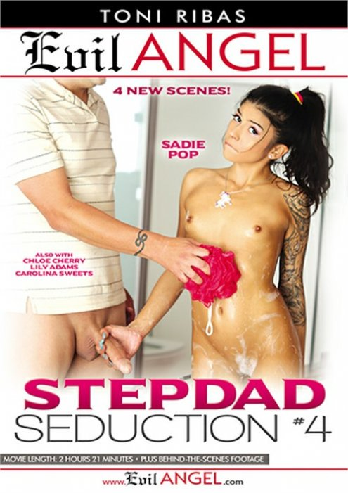 Stepdad Seduction #4
