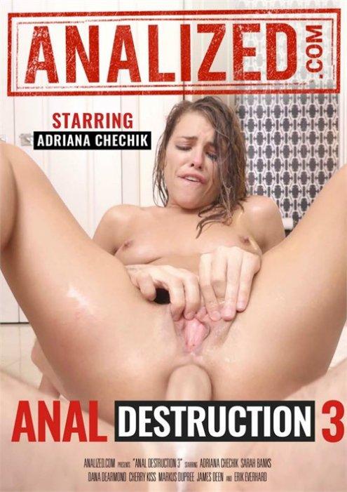 Anal Destruction 3