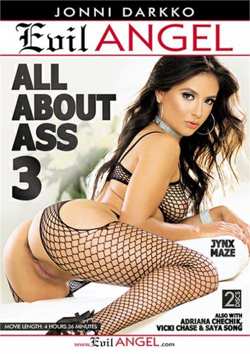 All About Ass 3