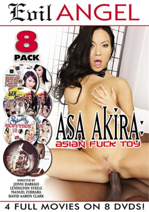 Asa Akira: Asian Fuck Toy 8-Pack