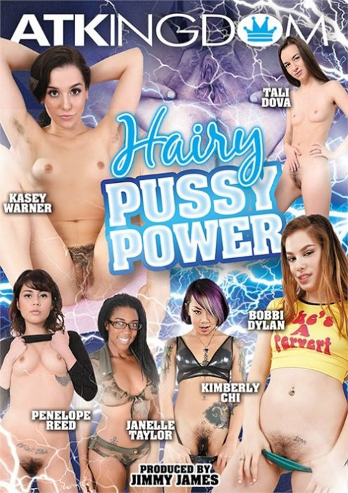 Hairy Pussy Power