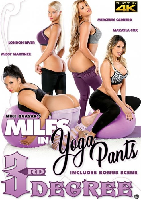 MILFS In Yoga Pants