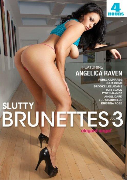 Slutty Brunettes Vol. 3