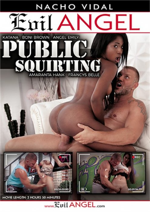 Public Squirting