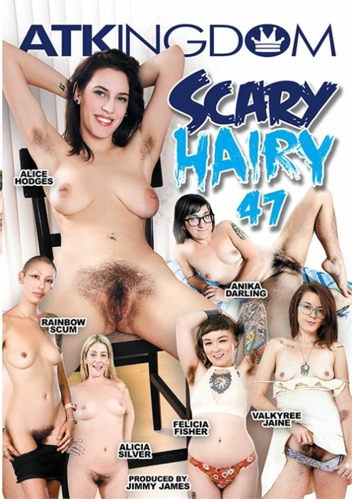 ATK Scary Hairy Vol. 47