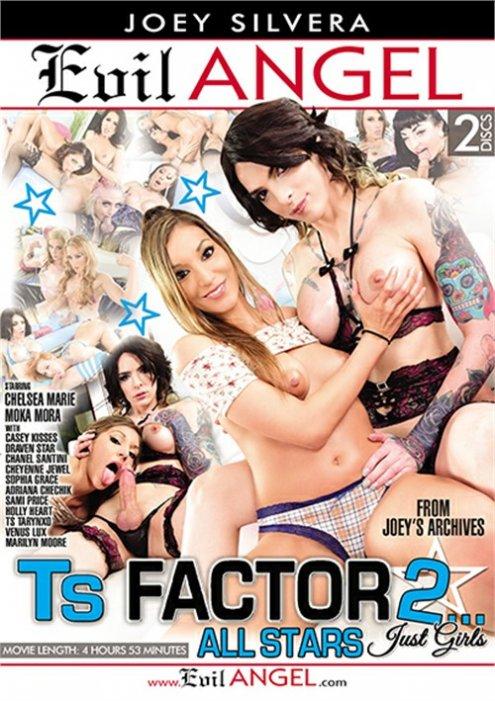 TS Factor All Stars 2 . . . Just Girls