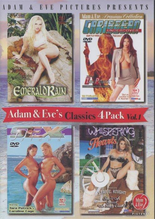 Adam & Eve's Classics 4 Pack Vol. 1