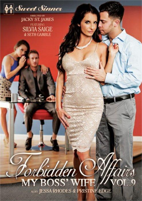 Forbidden Affairs Vol. 9: My Boss' Wife