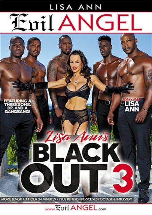 Lisa Ann's Black Out #3