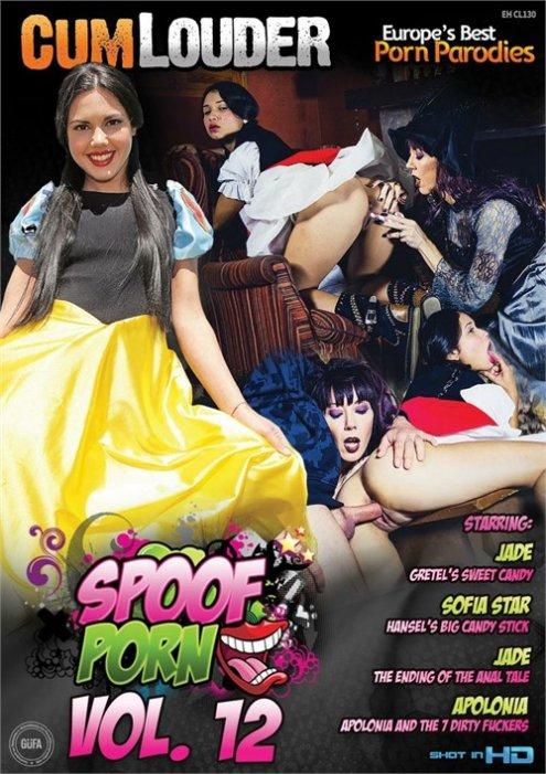 Spoof Porn Vol. 12