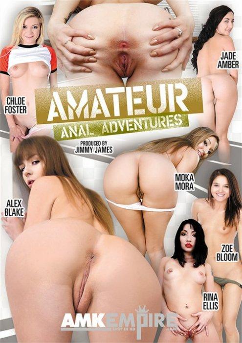 Amateur Anal Adventures