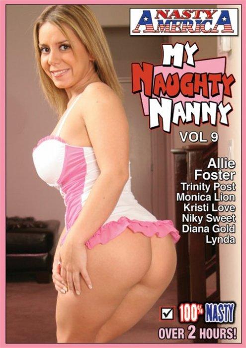 My Naughty Nanny Vol. 9