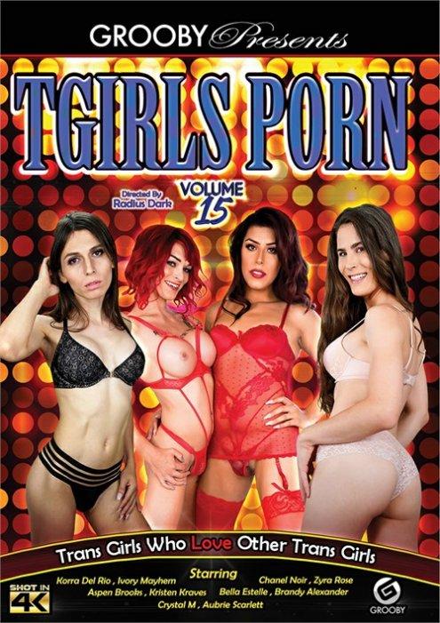 T-Girls Porn Vol. 15