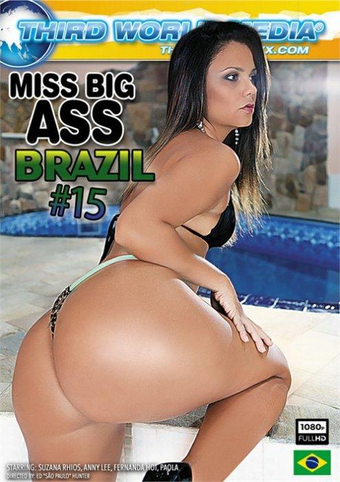 Miss Big Ass Brazil 15