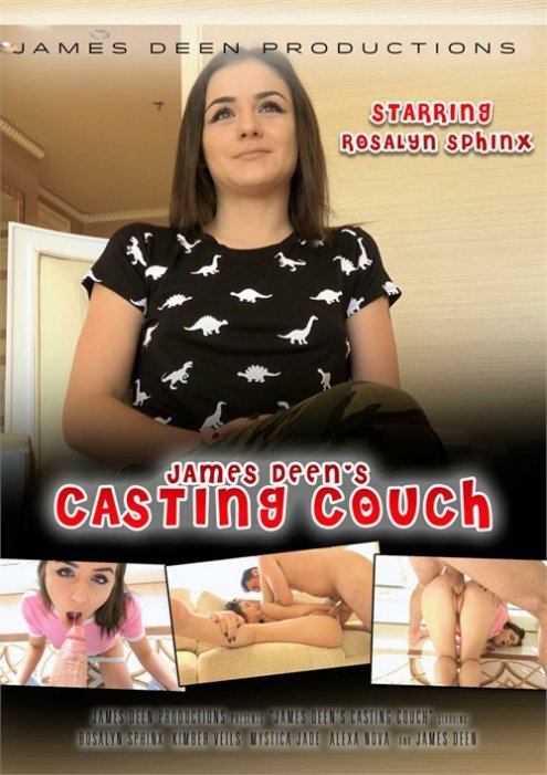 James Deen's Casting Couch
