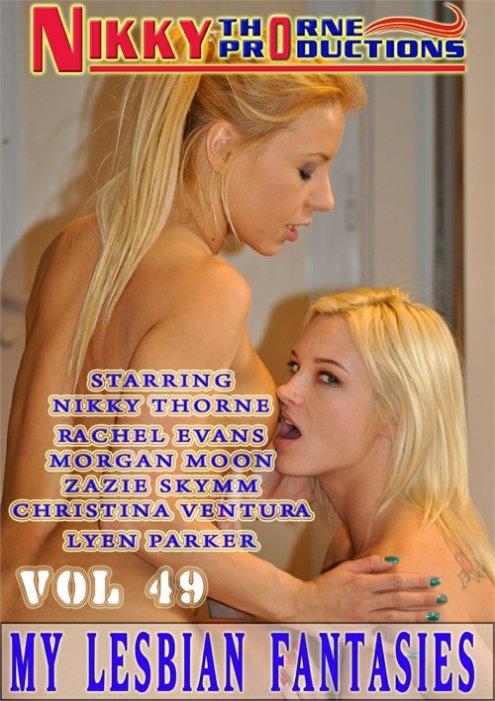 My Lesbian Fantasies Vol. 49