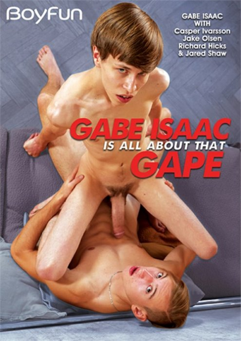 Gabe Isaac is All About the Gape