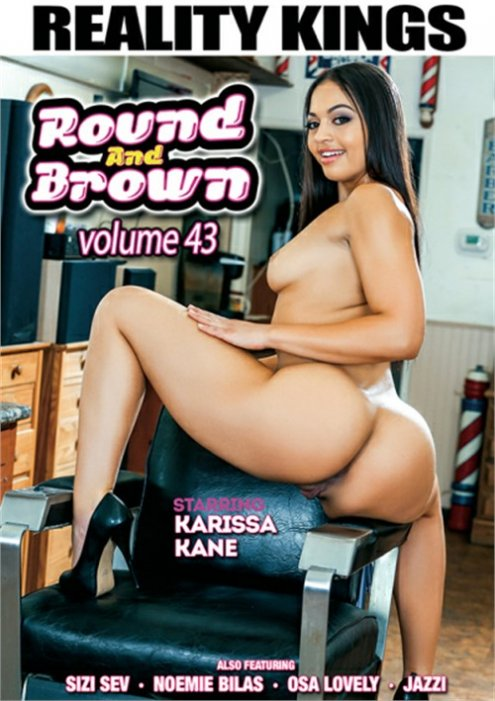 Round And Brown Vol. 43