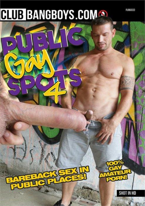 Public Gay Spots Vol. 4