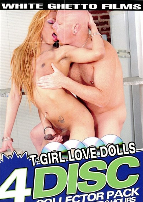 T Girl Love Dolls 4 Disc Collectors Pack