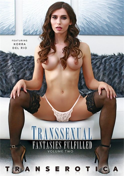Transsexual Fantasies Fulfilled 2
