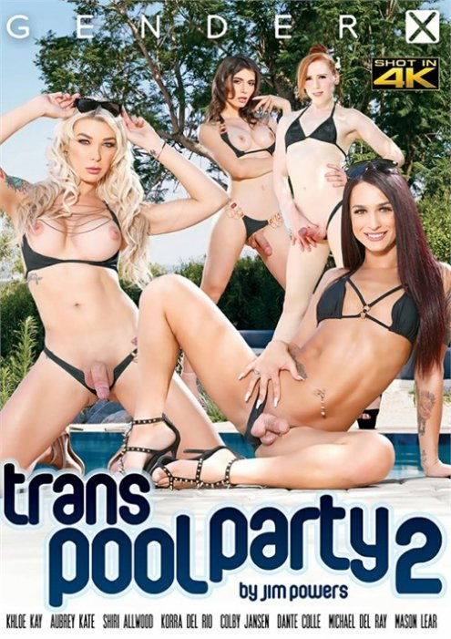 Trans Pool Party 2