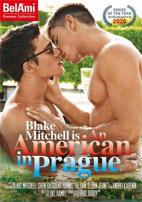 Blake Mitchell is An American in Prague