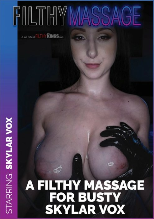 A Filthy Massage for Busty Skylar Vox