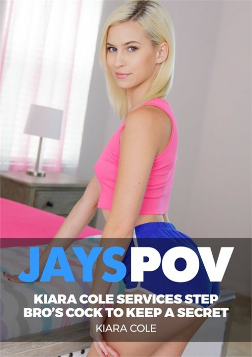 Tiny Blonde Teen Kiara Cole Services Step Bro's Cock To Keep A Secret