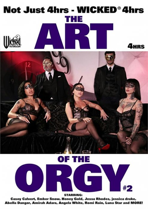 Art of the Orgy, The #2