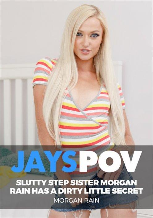 Slutty Step Sister Morgan Rain Has a Dirty Little Secret
